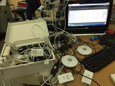 wifi hotspot ubiquiti mfi