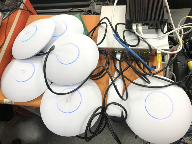 config ubiquiti unifi ap