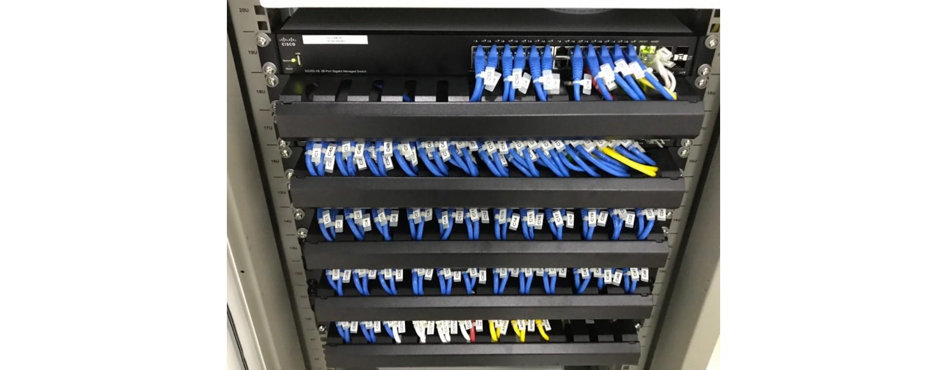 บริการงานติดตั้ง WIFI, CCTV, ระบบเครือข่าย