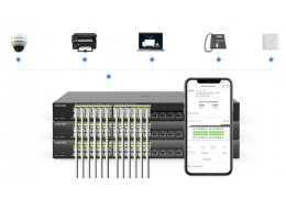 Review Ruijie RG-ES200 Series Cloud Managed Switch สำหรับงานกล้อง