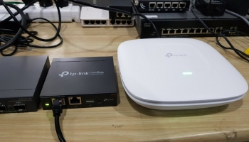 Review TP-Link OC200 Cloud Controller รองรับ Facebook Check-In